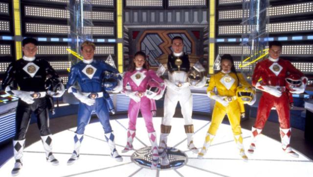 power6 - La maldición de los actores de Power Rangers
