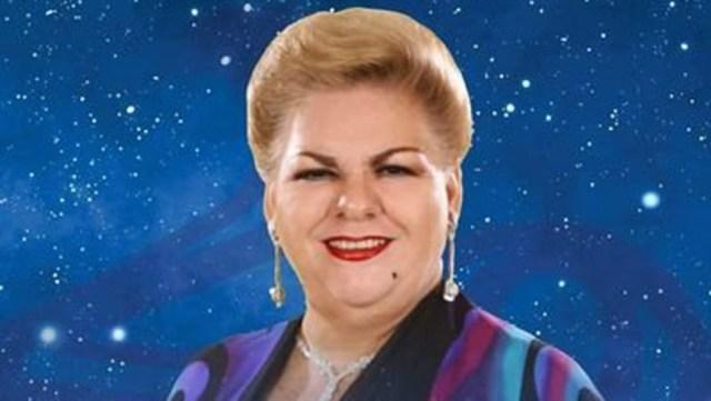 601020d459bf5b209806843d - La cantante mexicana Paquita la del Barrio se inscribió como precandidata a diputada en Veracruz