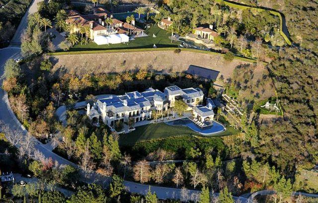 Dr Dre house - La casa del Dr. Dre fue asaltada mientras el rapero estaba hospitalizado (VIDEO)