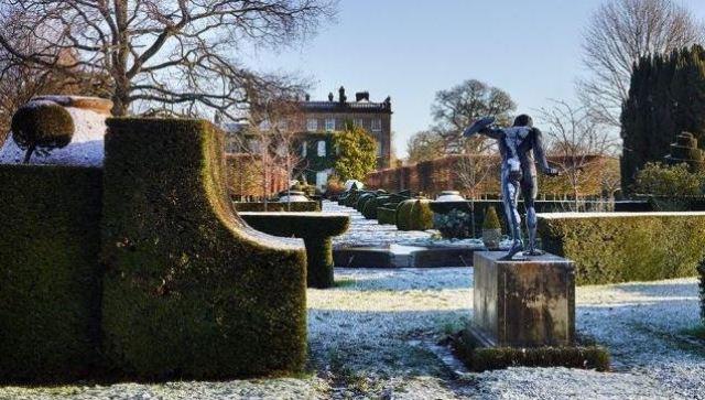 Highgrove House - Highgrove House, el lugar donde el príncipe Carlos se encontraba con Camila a espaldas de Lady Di