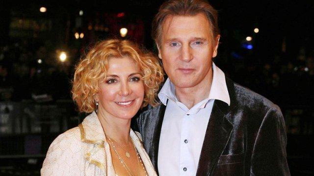 Liam Neeson y Natasha Richardson - La difícil historia de Liam Neeson