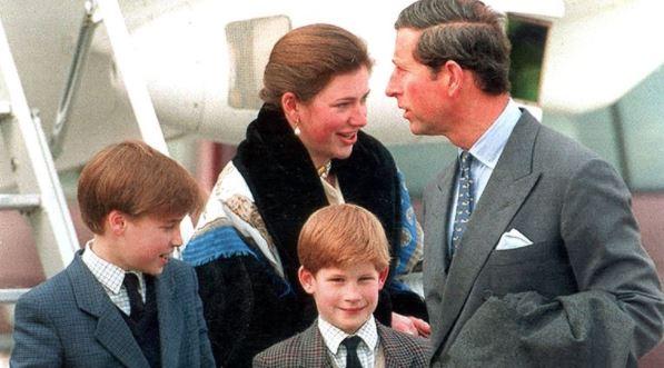 Ninera de William y Harry - Así fue la enfermiza relación entre Lady Di y la niñera de William y Harry