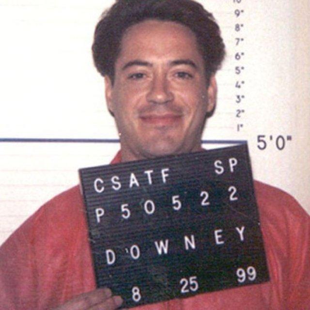 Robert Downy Jr. - Los crudos relatos de estrellas del cine y la música que superaron su adicción a las drogas