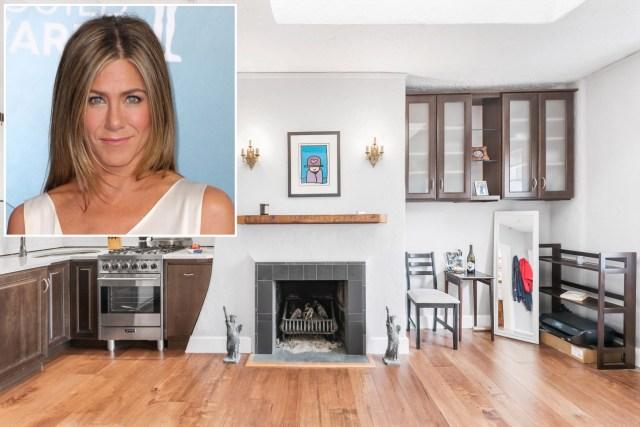 jen aniston home 17 - Así es el apartamento de 11 millones de dólares en Nueva York donde creció Jennifer Aniston (FOTOS)