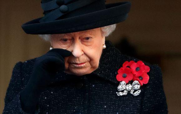 reina Isabel II - ¿Por qué la reina Isabel II no puede llorar en los funerales?