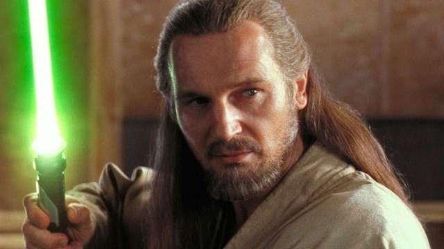 star wars liam neeson - La difícil historia de Liam Neeson