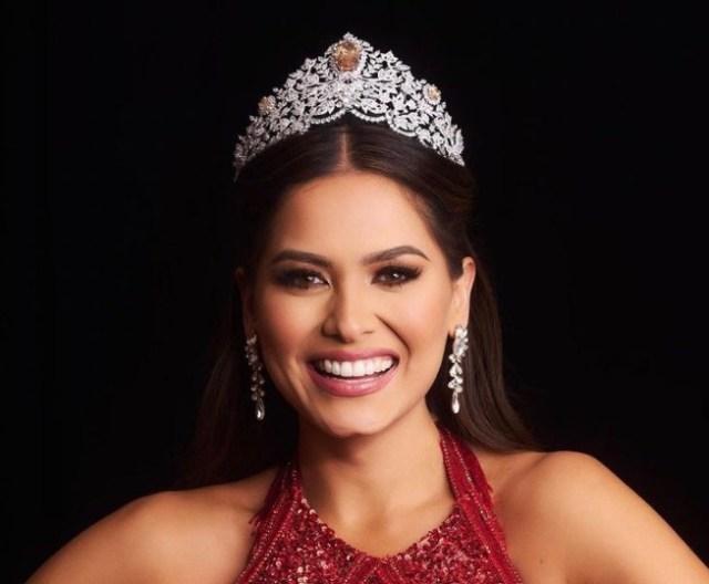 Andrea Meza - Andrea Meza dejará de ser Miss Universo en menos de un año LaPatilla.com
