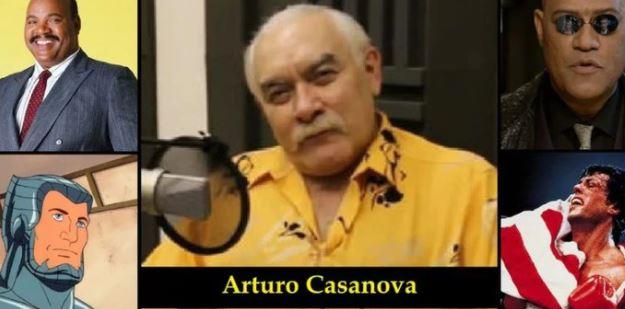 """morfeo - Murió Arturo Casanova, el actor de doblaje que dio voz a """"Morfeo"""" en Matrix"""