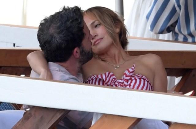 Screenshot 7 1 - Las fotos de las románticas vacaciones de Jennifer Lopez y Ben Affleck en Italia