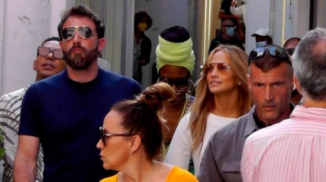 Screenshot 8 1 - Las fotos de las románticas vacaciones de Jennifer Lopez y Ben Affleck en Italia