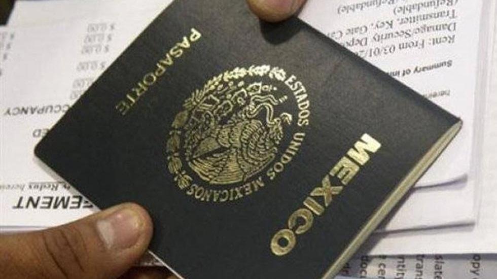 Van siete fraudes con pasaportes de la SRE en Cuauhtémoc