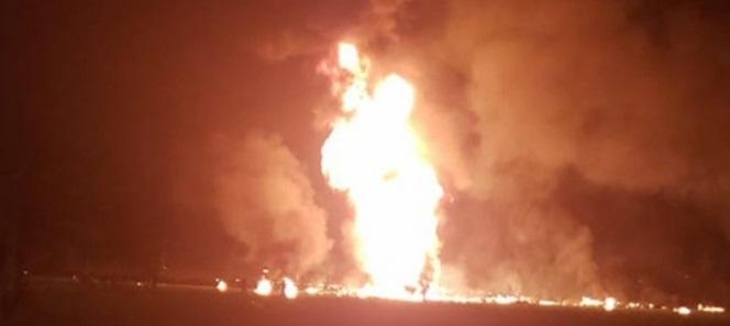 VÍDEO: Explota ducto cuando personas recolectaban combustible; reportan decenas de quemados