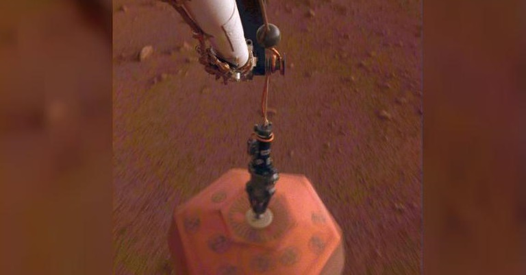NASA prepara sonda para escuchar señales en Marte
