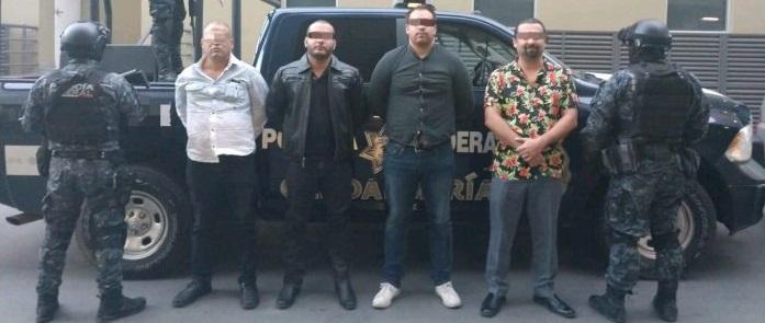 Desarticulan banda de extorsionadores y que cobraban por piso en Nuevo León