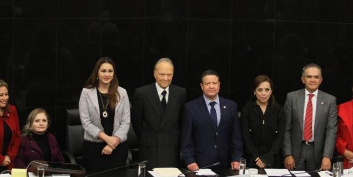 Es Alejandro Gertz Manero el nuevo fiscal general de la república