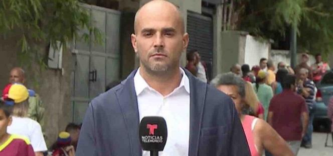Secuestran al periodista Daniel Garrido en Venezuela