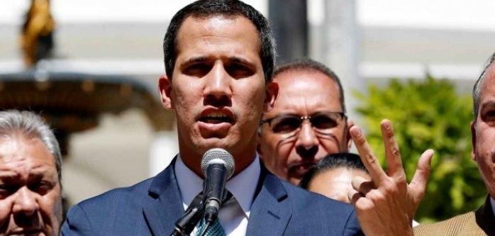 Acusa Guaidó a Maduro de robar mil 200 millones de dólares