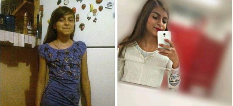 Buscan a Itzel Paulina, tiene 15 años