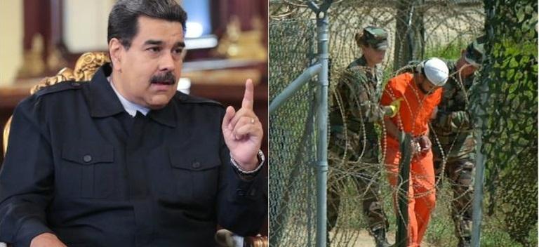 Maduro terminará en Guantánamo si no suelta el poder, amenaza EU