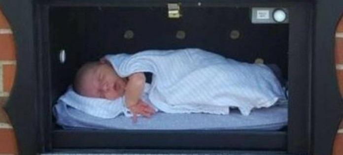 Instalan buzones para bebés no deseados en EU