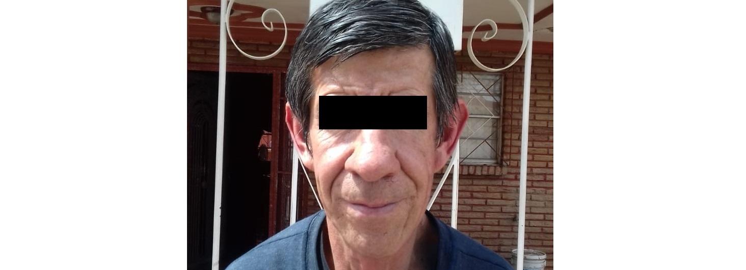 Localizan en Durango a hombre reportado como ausente en el año 2018