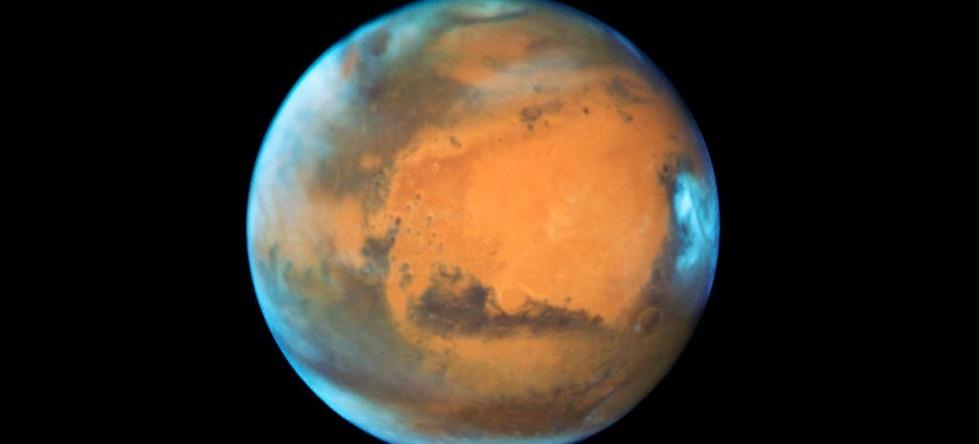 Audio: Registran por primera vez un terremoto en Marte