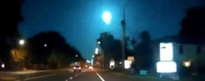Captan caída de meteorito en Florida; vecinos en pánico
