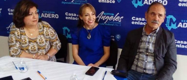 """""""AMLO pretende crear un ejército electoral para las elecciones del 2021""""; Madero"""