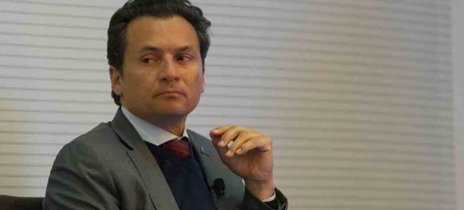 Interpol emite ficha roja para dar con Emilio Lozoya