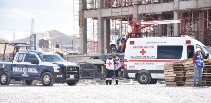 Muere al caer de edificio en construcción en distrito uno