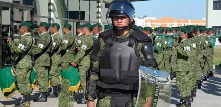 Contará Guardia Nacional con 82 mil elementos a final de 2019