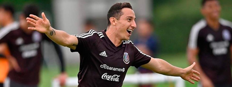 México invicto ante Costa Rica en Copa Oro