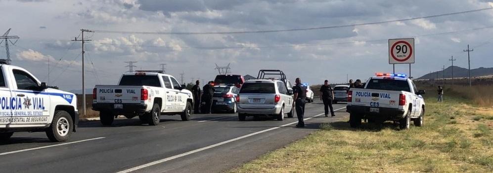 Persecución entre policías y maleantes en rúa Cuauhtémoc