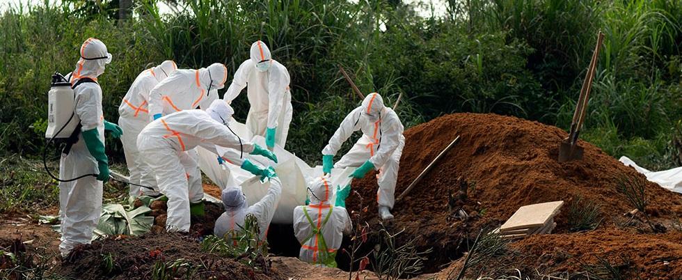 Declaran emergencia mundial por epidemia de ébola