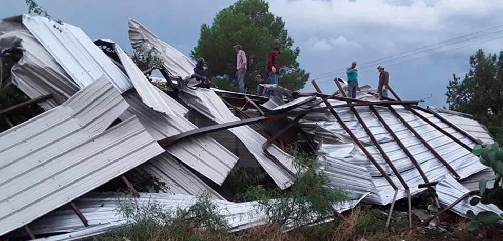 Declaran emergencia en NCG por desastres naturales