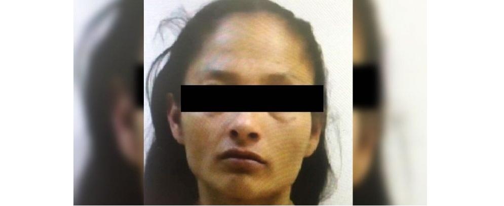 Arrestan a mujer que violó a su hijo biológico