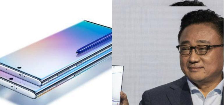 Presenta Samsung Galaxy Note S10 con Tecnología 5G; aquí el precio