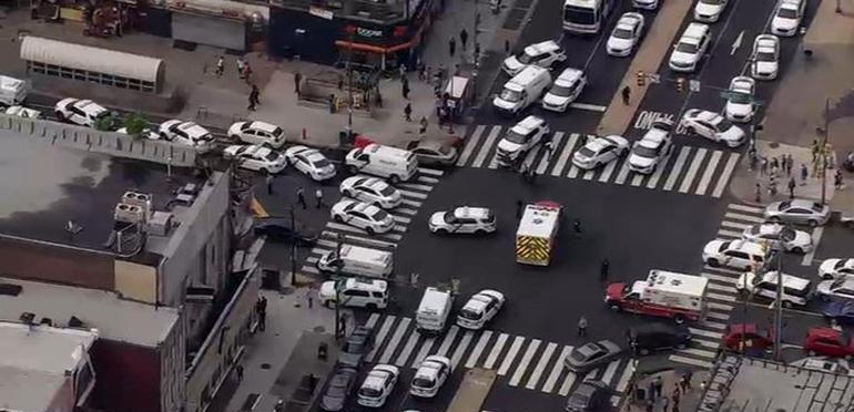 Tiroteo en Filadelfia; balearon a policías