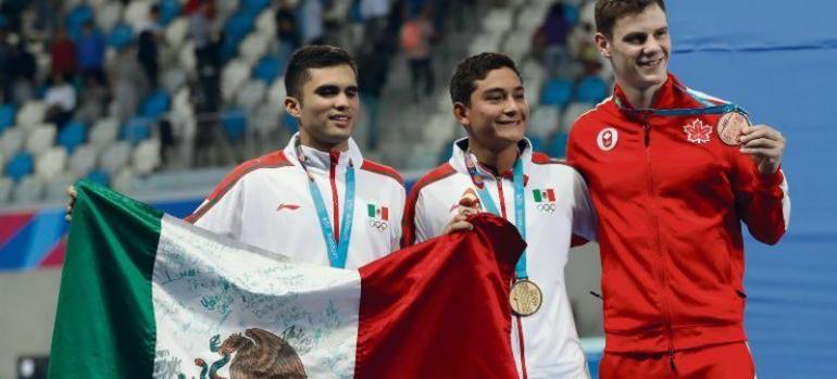 Mexico esta en el cuarto lugar en los Juegos Panamericanos Lima 2019