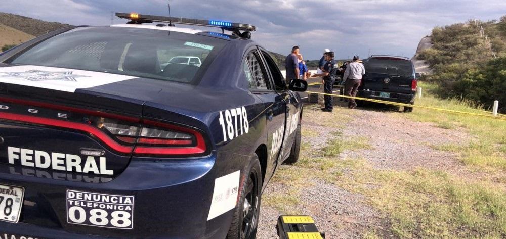 Termina en persecución y balacera robo de auto