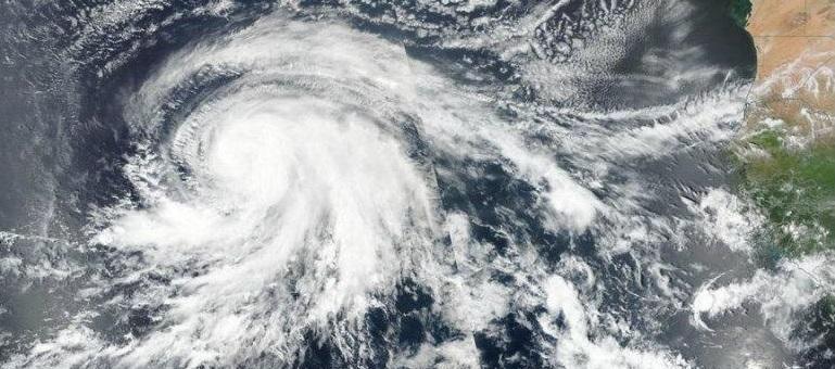 Lorenzo; huracán más potente en últimos 30 años del Atlántico tropical