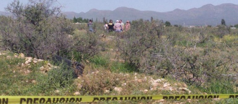 Narcoejecutan y lo tiran maniatado en Granjas Del Valle