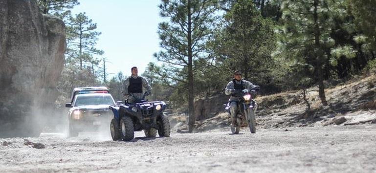 Seguro de vida por 5 millones a policías que patrullen la Sierra