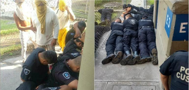 Motín en penal de Atlacholoaya; 6 muertos y someten a custodios