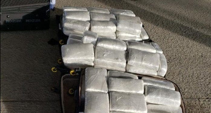 Incautan cocaína y mariguana en puentes de El Paso y Presidio