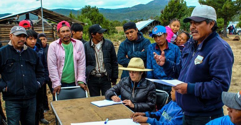 Realizan Fiesta del Maíz con pueblos indigenas