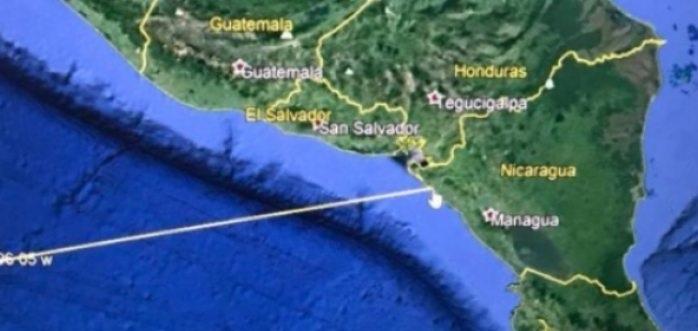 Temen por posible tsunami en Chiapas y Centroamérica