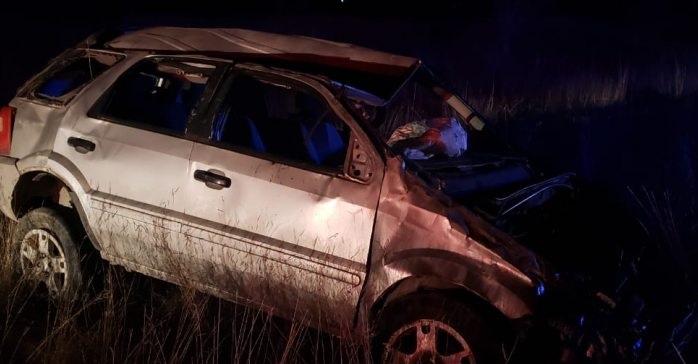 Accidente carretero deja un muerto en la junta