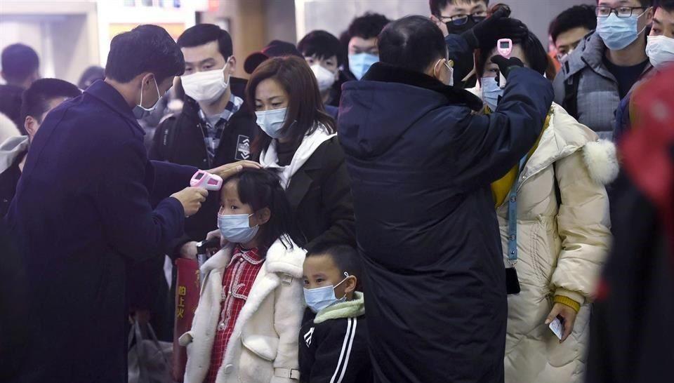 Descarta OMS emergencia mundial por coronavirus