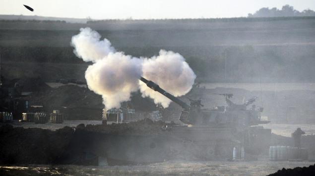 Atacan nuevamente desde la Franja de Gaza hacia Israel